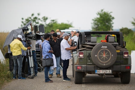 100 SHOOTING DAYS WITH INDIAN FILM PRODUCTIONS - Film in Serbia