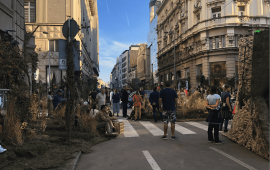 Belgrade reimagined as Green City