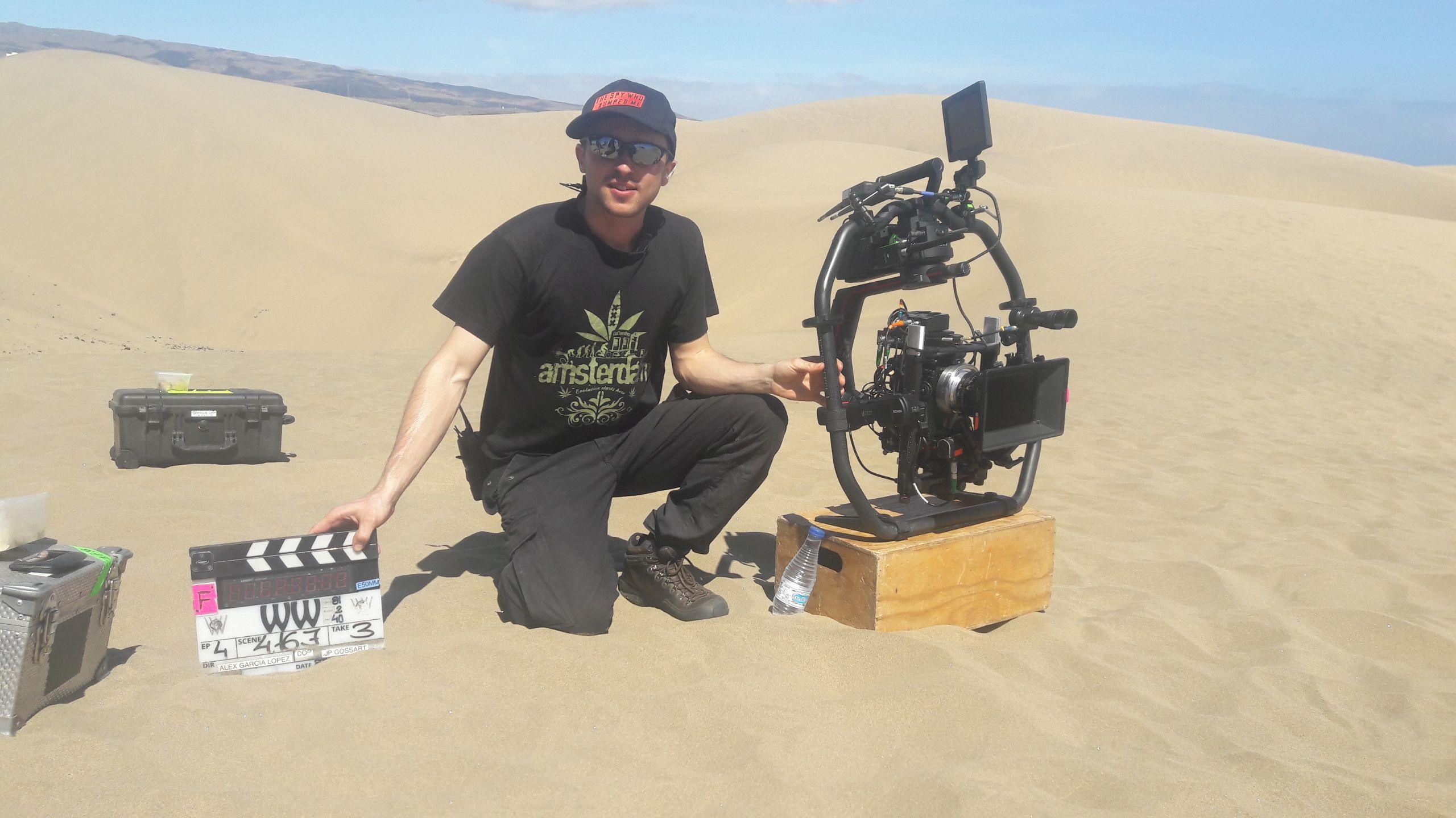 Intervju: Boris Kopilović, tehničar gimbala – Kako sam ušao u filmsku industriju