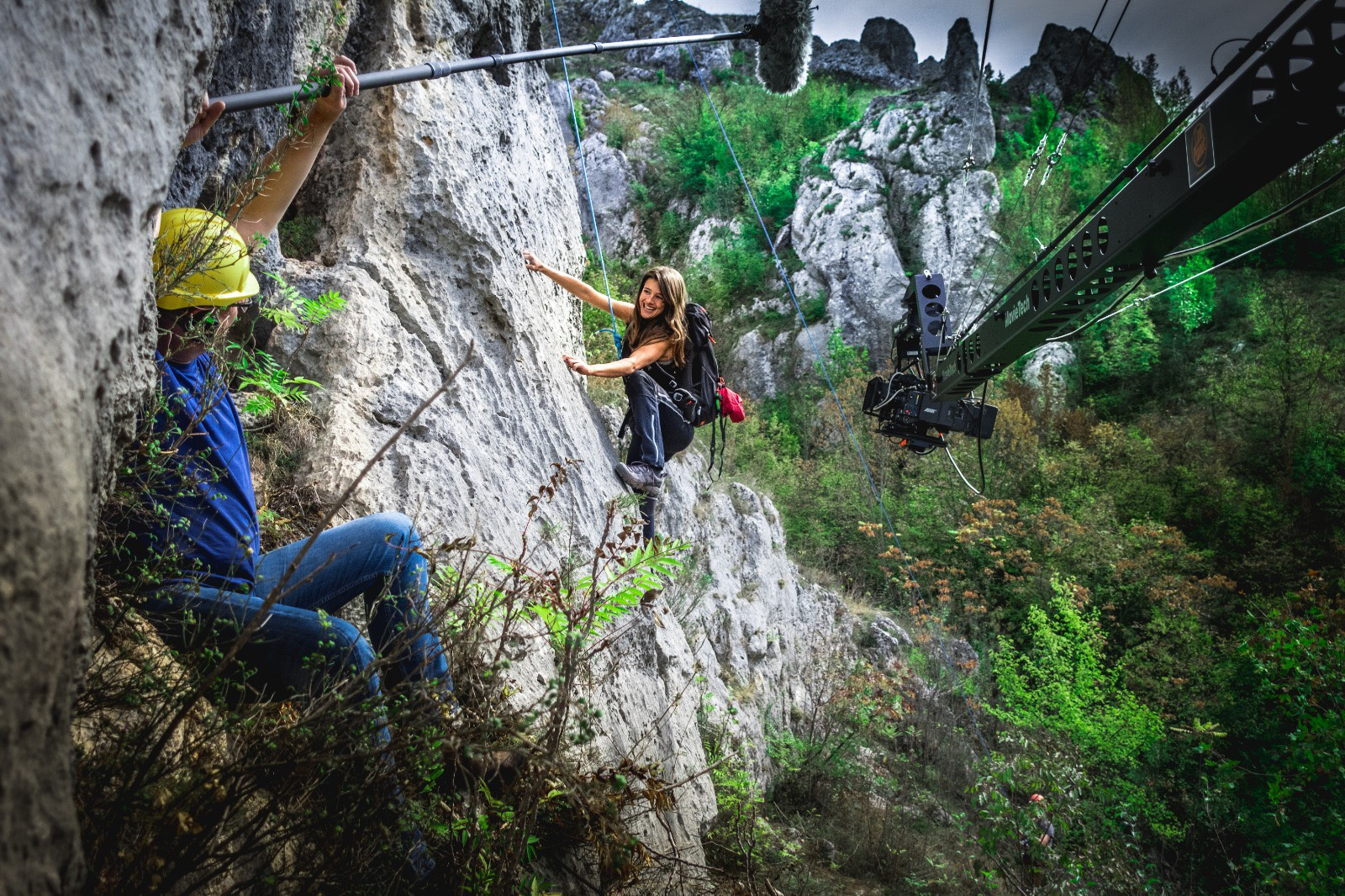 THRILLER THE LEDGE DISCOVERS NEW FILM LOCATIONS IN SERBIA