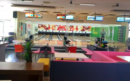 Žabac Bowling Alley